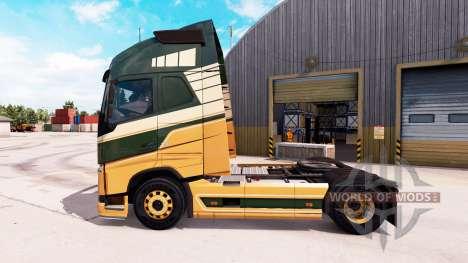 Volvo FH16 2013 v2.1 для American Truck Simulator