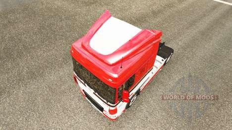 DAF XF 105.510 для Euro Truck Simulator 2