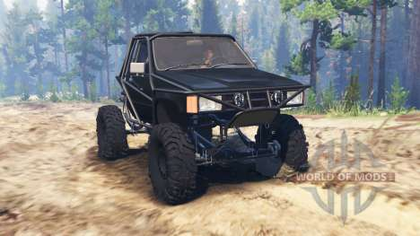 Toyota Hilux Truggy 1984 для Spin Tires