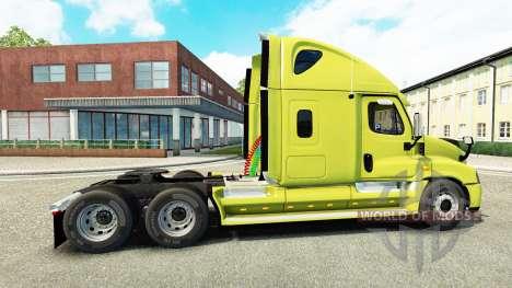Freightliner Cascadia v1.1 для Euro Truck Simulator 2