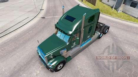 Скин LDI на тягач Freightliner Coronado для American Truck Simulator