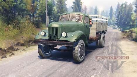 ЗиЛ-164 для Spin Tires