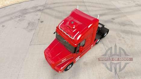 Iveco Strator (PowerStar) [fixed] для American Truck Simulator