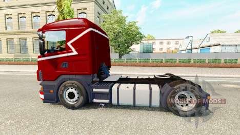 Scania 124L 420 для Euro Truck Simulator 2