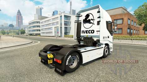 Скин Klimes на тягач Iveco для Euro Truck Simulator 2