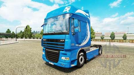 Скин Limited Edition на тягач DAF для Euro Truck Simulator 2