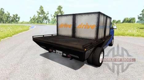 Gavril H-Series [addons] для BeamNG Drive