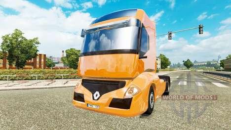 Renault Radiance v1.2 для Euro Truck Simulator 2