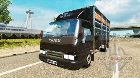 Isuzu NPR для Euro Truck Simulator 2