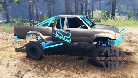 Toyota Hilux PreRunner для Spin Tires