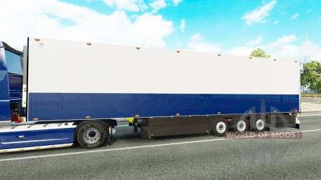 Полуприцеп Schmitz Cargobull Pieter Smit для Euro Truck Simulator 2