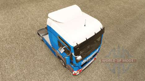 Скин Felbermayr на тягач MAN для Euro Truck Simulator 2