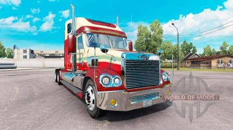 Freightliner Coronado v2.1 для American Truck Simulator
