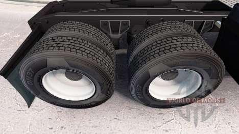 Покрышки Hankook v1.2 для American Truck Simulator