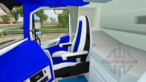Интерьер HSV для Volvo для Euro Truck Simulator 2