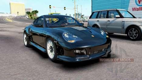 Трафик NFS Most Wanted для American Truck Simulator