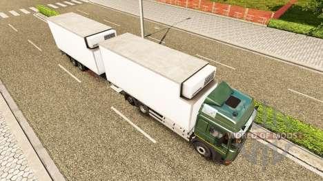 MAN F2000 19.414 BDF для Euro Truck Simulator 2