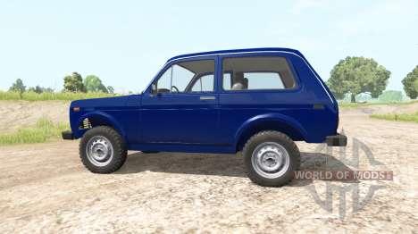 ВАЗ-2121 Нива для BeamNG Drive