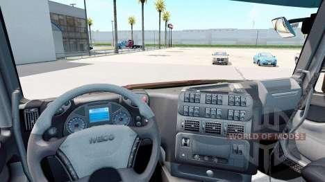 Iveco Strator (PowerStar) 6x4 для American Truck Simulator