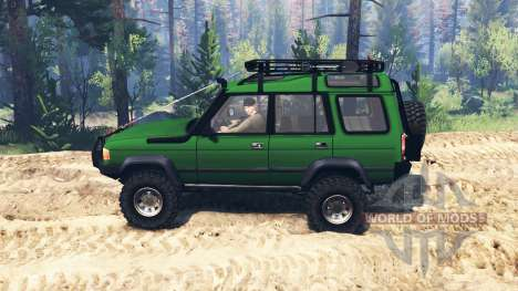 Land Rover Discovery v3.0 для Spin Tires