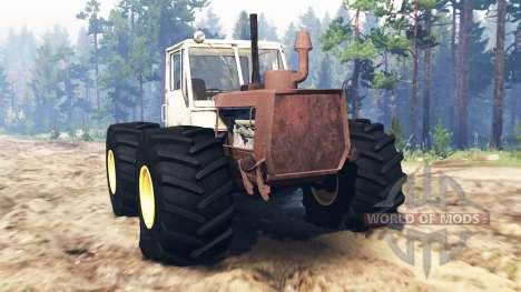 Т-150К [custom] для Spin Tires
