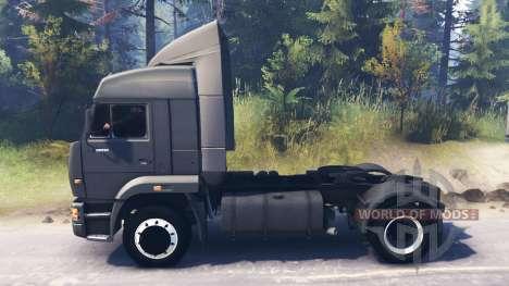 КамАЗ-5460 для Spin Tires