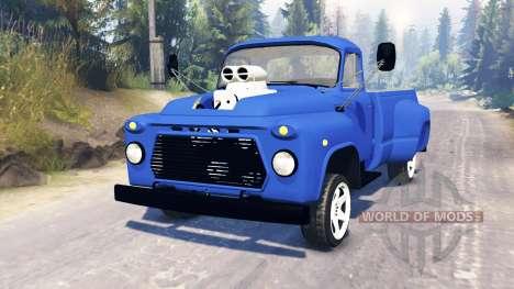 ГАЗ-52 [пикап] для Spin Tires