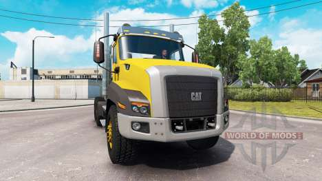 Caterpillar CT660 для American Truck Simulator