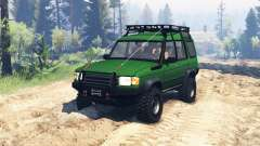 Land Rover Discovery v3.0