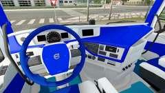 Интерьер HSV для Volvo