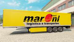 Скин Maroni Transportes на полуприцепы