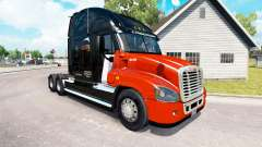 Скин CNTL на тягач Freightliner Cascadia