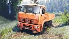 КамАЗ-6522 v8.0