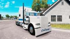 Скин Con-way Freight на тягач Peterbilt 389