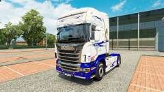 Скин American Dream на тягач Scania
