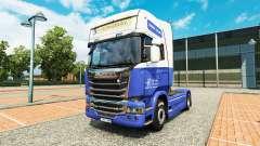 Скин H. Veldhuizen BV на тягач Scania
