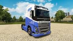 Скин H. Veldhuizen BV на тягач Volvo