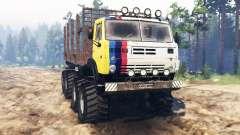 КамАЗ-5322 8x8