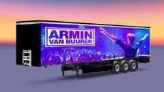 Скин Armin van Buuren на полуприцеп