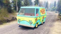 The Mystery Machine [Scooby-Doo]