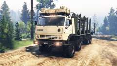 КамАЗ-63501-996 Мустанг v2.0