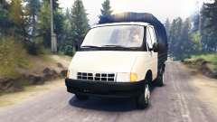 ГАЗ-3302 Газель v2.0