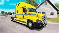 Скин Penske на тягач Freightliner Cascadia