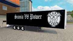 Полуприцеп Schmitz Cargobull Scania V8