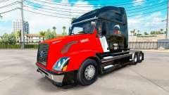 Скин CNTL на тягач Volvo VNL 670