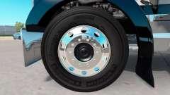Кованые алюминиевые колёсные диски Alcoa
