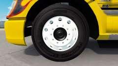 Кованые алюминиевые колёсные диски Alcoa v1.5