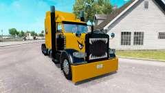 Скин Hard Truck на тягач Peterbilt 389