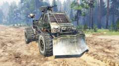 ГАЗ-3302 [Метро 2033]