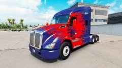 Скин Optimus Prime на тягач Kenworth